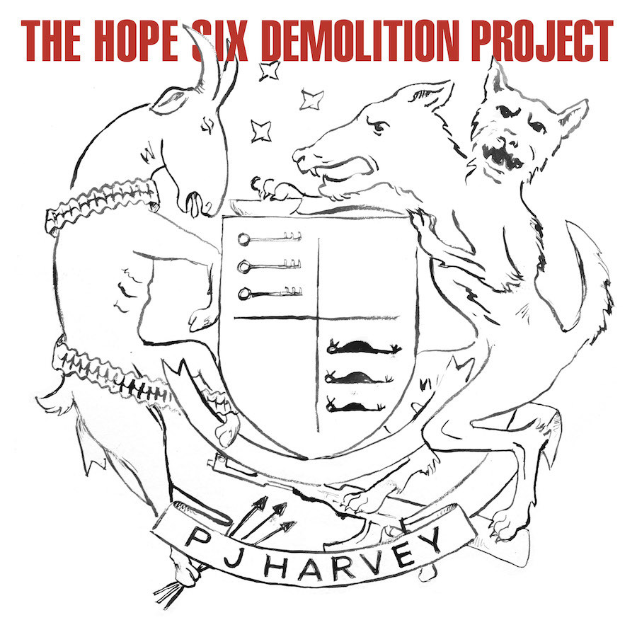 PJ Harvey - Hope Six Demolition...