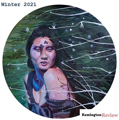 Remington Review Winter 2021 Cover Art.J