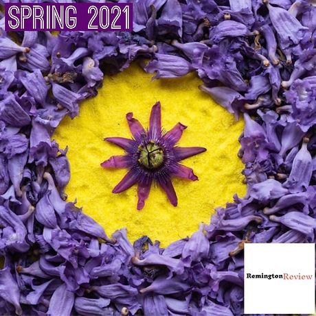 Remington Review Spring 2021 Cover Art E