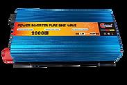 กู๊ด ไทม์ 889 ออร์แกนิค - Inverter 2000W-12VDC