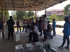 บริษัท คอมเทลแซท จำกัด - Comtelsat.Co.Ltd - Seminar Solar Cells - 5