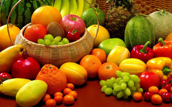 Good Time 889 Organic - Fruits