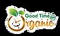 Good Time 889 Organic - LOGO
