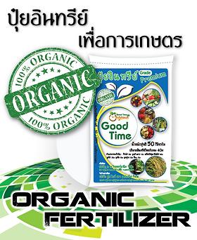 Good Time 889 Organic - Organic Fertilizer