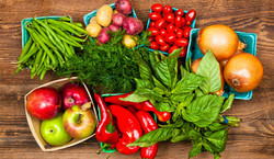 Good Time 889 Organic - Vegetables
