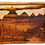 Thumbnail: Custom Mountain Scene Wall Carving
