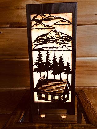 Mountain Light VECTRC files *Design 5)