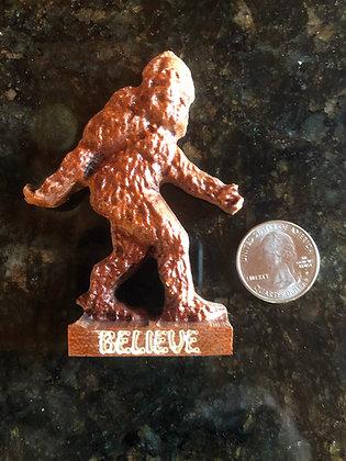 Miniature Standing Big Foot Statue