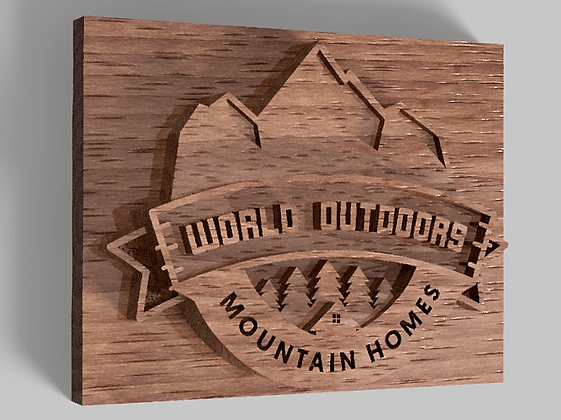 Custom Signs and 3D Logo's