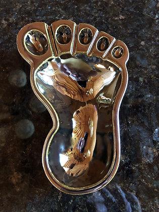 Bigfoot Change Dish / Ashtray-Ceramic
