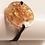 Thumbnail: Bracelet large rond plat Or Cuivre Bronze