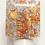 Thumbnail: Bague carrée Or Cuivre Argent 2,4 x 2,8 cm