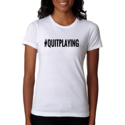 Ladies'Soft CVC T-Shirt