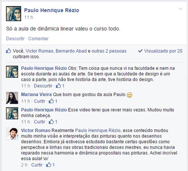 Depoimento Paulo Rezio