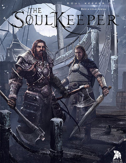 Soul Keeper 01