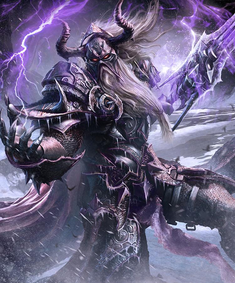 Before Evolution - Odin - Black Fox_Guil