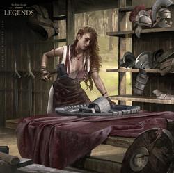 Bruma Quartermaster - The Elder Scro
