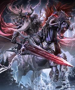 After evolution  Odin - Black Fox _ Guilherme Batista --