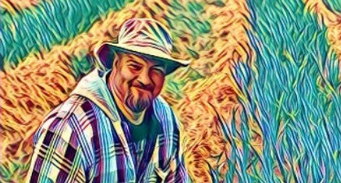 Farmer Palmer Art