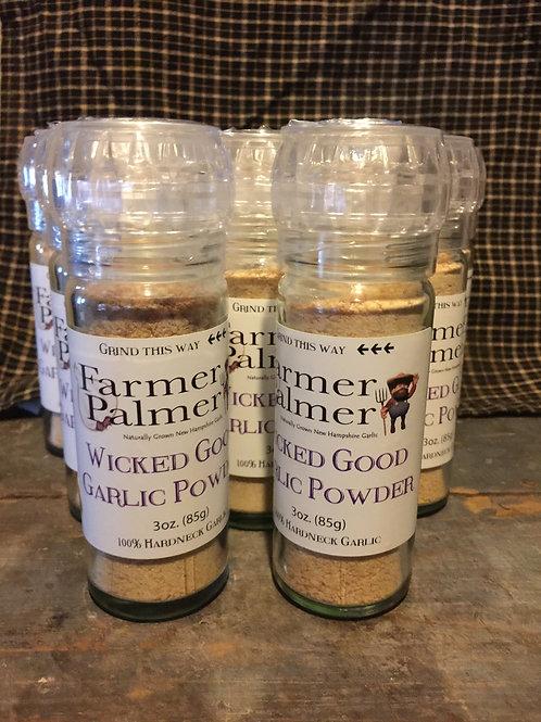Wicked Good Garlic Powder 3 oz