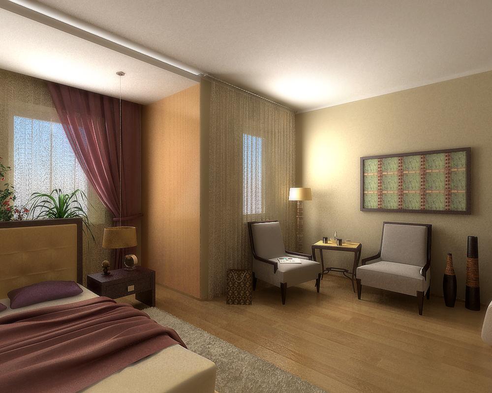 спальня родителей 2й вариант (2)