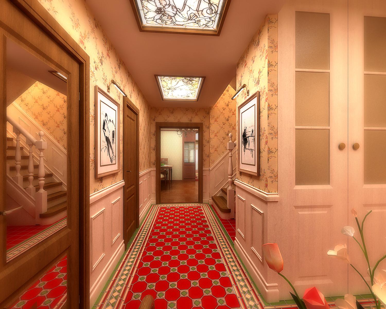 коридор посл