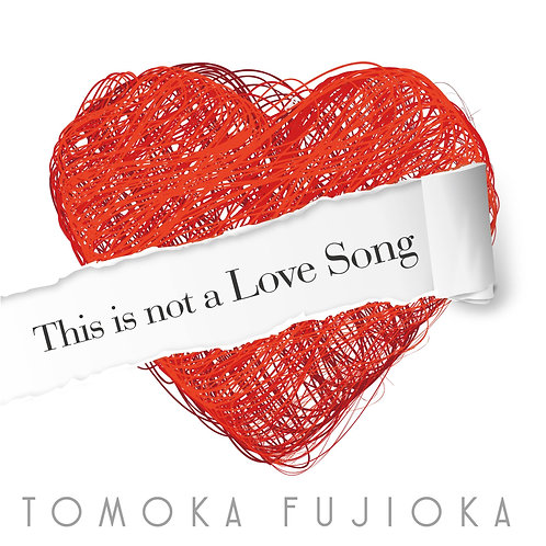 【CD】「This is not a Love Song」