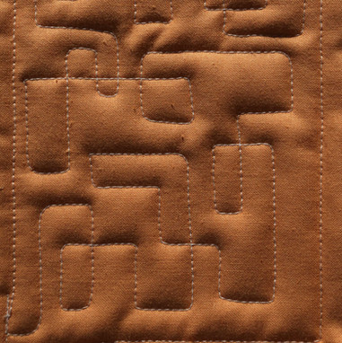 Quilting - Labyrinthe