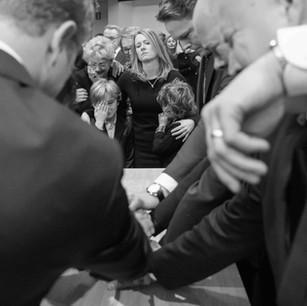 Gonnie Helfrich: het afscheid in een beeldverhaal