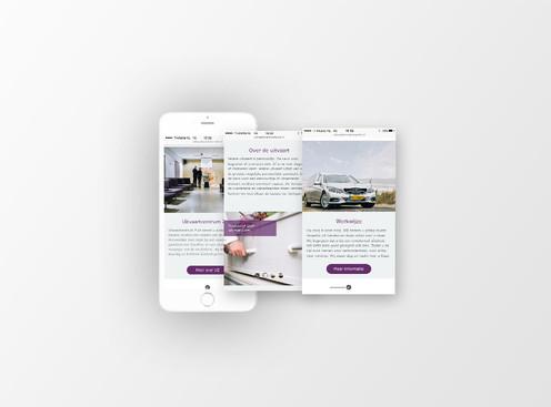 De huisstijl van uw uitvaart website