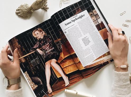 Business Babe Anna Speksnijder in Quote: 'We hebben geen tijd voor kusjes en vlinders'