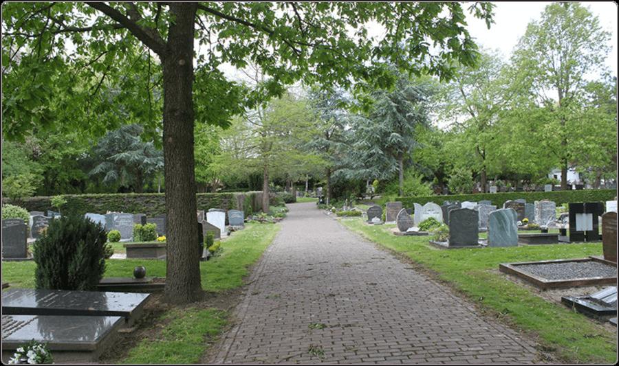 Begraafplaats IJsseldijk in Krimpen aan