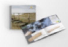 Een passend bedrijfsmagazine voor een kistenproducent