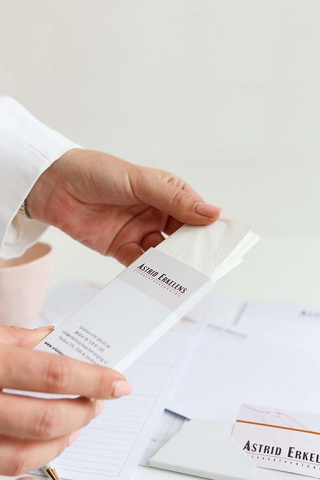 Het grafisch ontwerp van Bureau APS komt tot stand door middel van gedegen onderzoek.