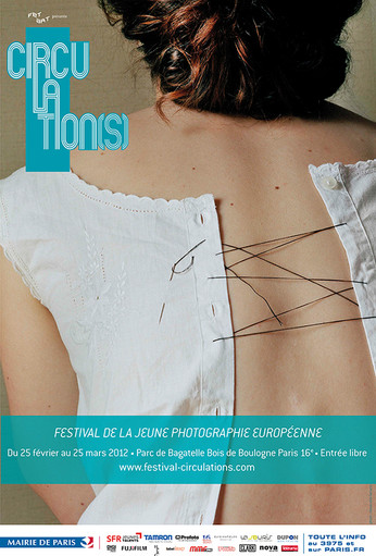 Affiche Festival Circulations 2012