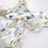Thumbnail: Fused Glass Ornament, White Tree