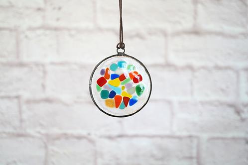 Small Circle, Multicolored