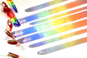 Glass Rainbows