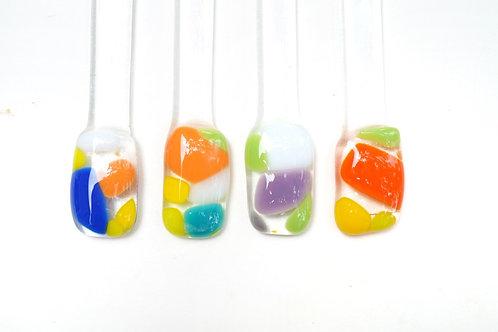 Swizzle Sticks, Colorful