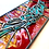 Thumbnail: Red and Blue Stained Glass/Fused Glass Panel