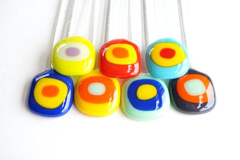 Colorful Swizzle Sticks