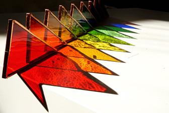 Rainbow Refraction