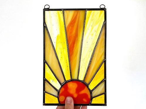 Sunrise, Yellow and Orange