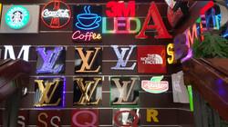 sign board led sign