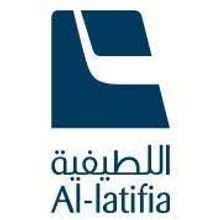Al Latifia signage work in Riyadh Saudi Arabia