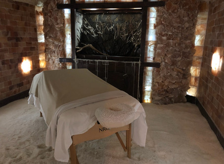 3 Benefits of Salt Cave Massage Therapy
