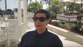 Festival de Cannes 2018 - La diversité dans le cinéma français - mythe ou réalité? Interview de Sami