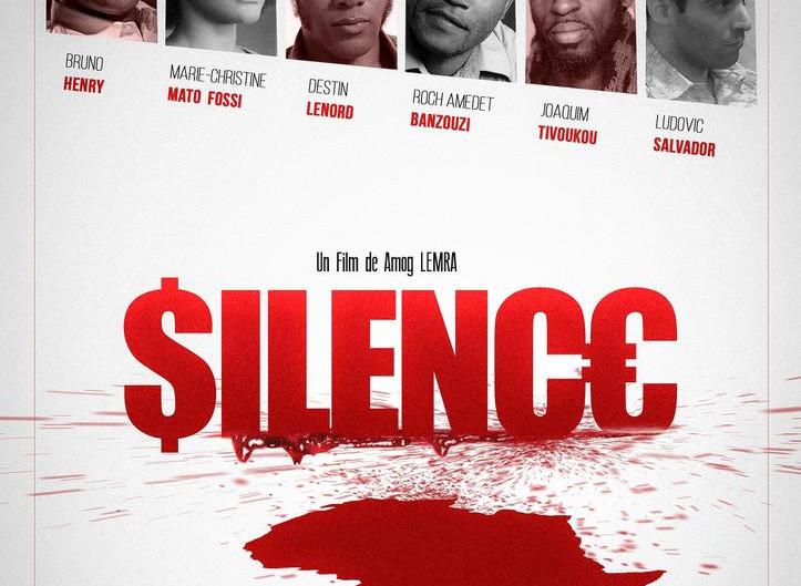 Court-métrage Silence - 2017