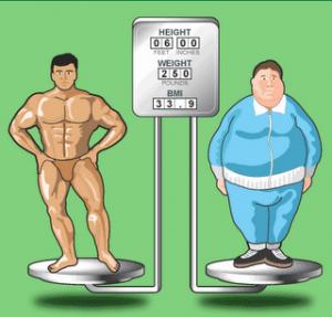 Maigrir et perdre du poids, 2 choses différentes.