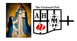 Chef Albert New Logo 2016 Our Lady.png